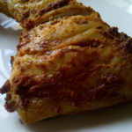 baked chicken with indian spices and lemon