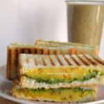 Mumbai Masala Sandwich