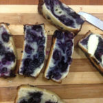 An easy blueberry muffin or loaf