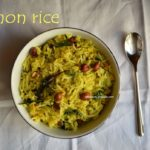 Lemon Rice | Chitranna